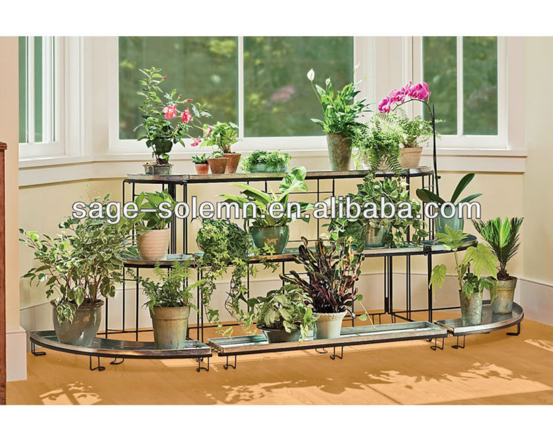 3 Tiered Home Garden Decorative Plant Stand Buy