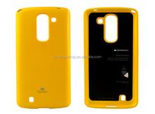 case for LG G Vista VS880,mercury goospery jelly tpu gel cover