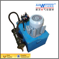 Professional Hydraulic Power Pack/Unit Manufacturer in China,Powered by 220V/380V DC&AC Electric or Fuel