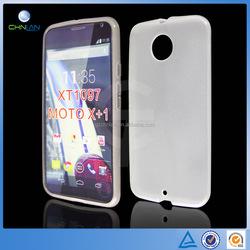 For Moto X+1 TPU Case,New Matte Pudding Soft TPU Gel Skin Cover Case For Motorola Moto X1 XT1097