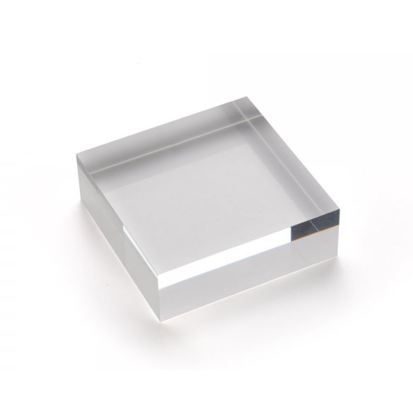 Customized acrylic glass block clear acrylic glass block for Acrylic glass blocks
