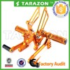CNC adjustable rearsets for Triumph T595 / T509 / 955i SPEED TRIPLE