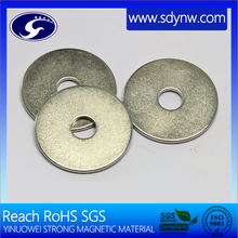 44SH China Rare Earth materials customization Ring Strong Magnets.
