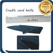 Black credit card knife Made in China 800pcs Black credit card knife