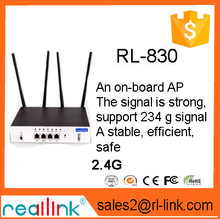 3g 4g wifi router for buses with dual wireless sim card slot 4 Lan ethernet port