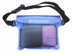 Hot sale Waterproof Phone Bag,PVC waterproof bag with armlet and Lanyard
