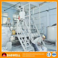 Sicoma mobile precast commercial fully automatical universal joint concrete mixing batching plant