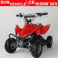 36V mini electric ATV quad for kids CE approved cheap china
