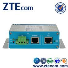 ZTEcom High Reliability 10/100/1000M IEEE802.3af Gigabit 12v Mini poe splitter
