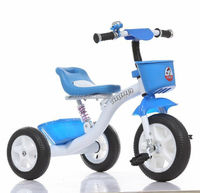 new model suspension children tricycle/three wheels bike for kids/kids bike factory wholesale