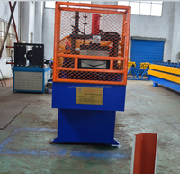Wholesale CE Certificated High Speed Automative seamless Valley Gutter Making Line Roll Forming machine