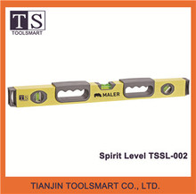 Good quality adjustable aluminium spirit level