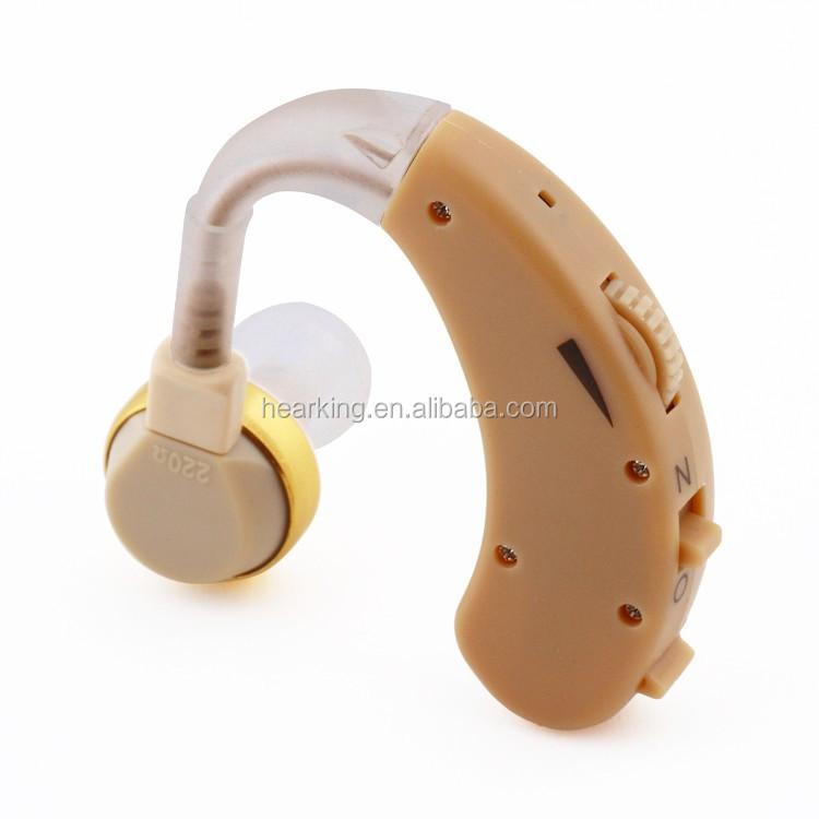 pas cher derri re l 39 oreille aides auditives appareil