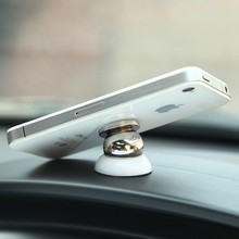 Magic stand with 360 Rotation Magnet Car Phone Holder / magnetic car mount holder