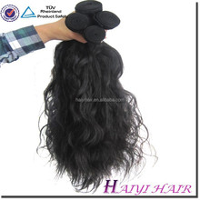 100% Unprocessed Brazilian hair Shedding Free Aliexpress curly hair weave ponytail