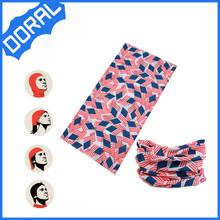 2015 May newest bandana hot top sale multifunctional headwear neck tube bandana