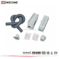 KYN28 High Voltage Secondary Electrical Plug Socket Connector For Switchgear