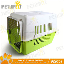 Airline pet carrier luxury dog kennel