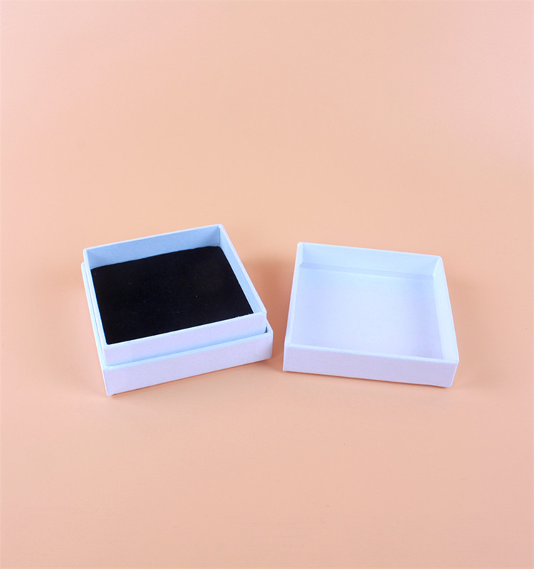 white jewelry box