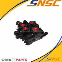 China supplier LONGKING loader transmission parts LGDFC15 multitandem valve