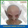 X-MERRY Halloween /Carnival Costume Decor Latex Demon With Red Eyes Scream Alien Devil Full Head Mask