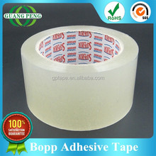 High Quality Bopp Material And Water Base Acrylic Scotch Tape For Sealing Corton Use