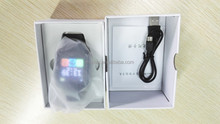 Latest wrist hand watch mobile phone,cheap bluetooth smart watch with sleep monitor hearth care touch screen