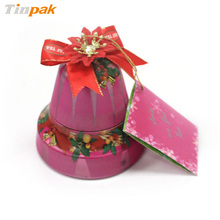 unique shape christmas gifts promotional tin boxes