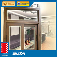 excellent sliding window timber and aluminum sliding window