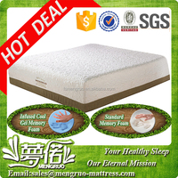 dream collection sleepwell visco gel memory foam mattress