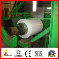 PPGI Prepainted corrugated steel plate / roof building material