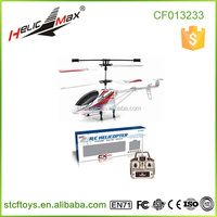CX007S Model 3 Channel Remote Control Helicopter Toy with Gyro and Light
