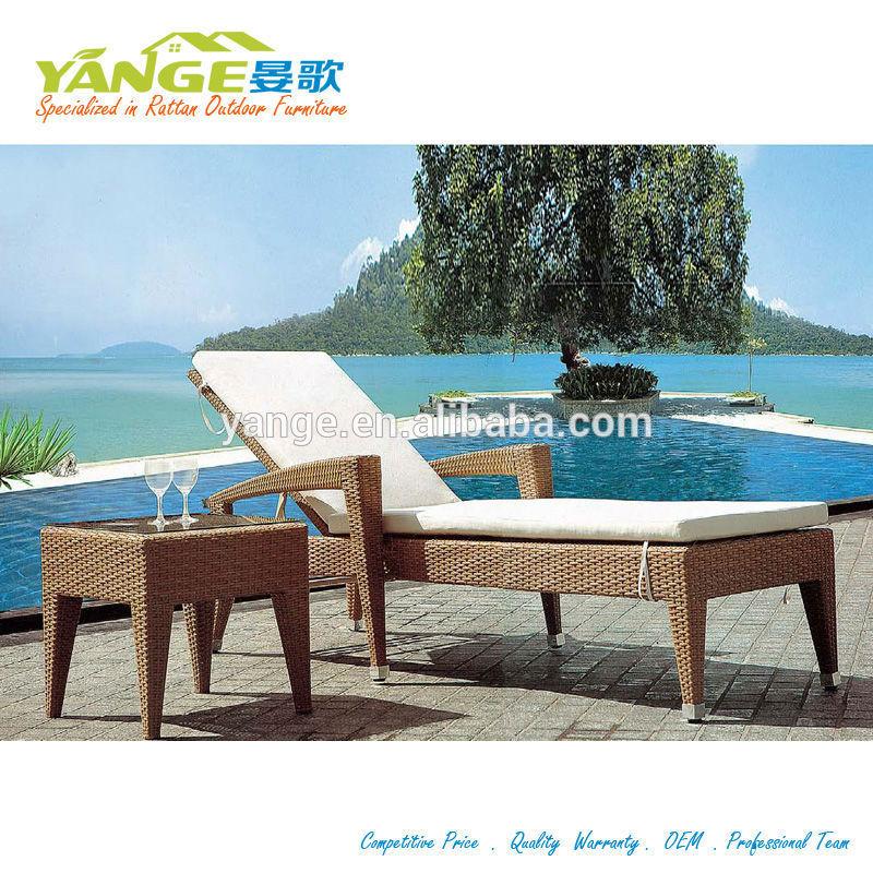 la importación de sillas de playa balancín del sexo de piel de vaca muebles lounge chair
