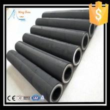 filo di acciaio di rinforzo tubo di gomma escavatore idraulico
