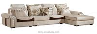 Cloth art comfortable air style sofa design