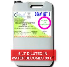 DRAW-NET I - ALKALINE DETERGENT - CONCENTRED 15% - SUPERECO.IT