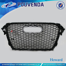 RS4 grille front grille for 2014 Audi A4l from pouvenda manufacturer