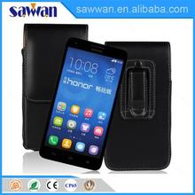 yiwu market leather phone case 3d for HUAWEI Honor 3X