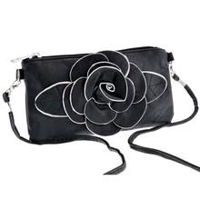 Wholesale Lady Women's New Fashion Artificial Leather Decals Shoulder Cross Bag Handbags SV017074