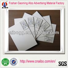 Lámina de espuma de PVC de 2 mm