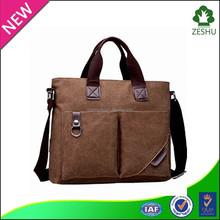 factory price canvas messenger bag man bag