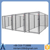 Large outdoor strong hot sale strong well-suited dog kennel/pet house/dog cage/run/carrier