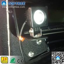 Mounting bracket led light bar or led work light led lighting bracket Jeep JK A-Pillar Mount Kit