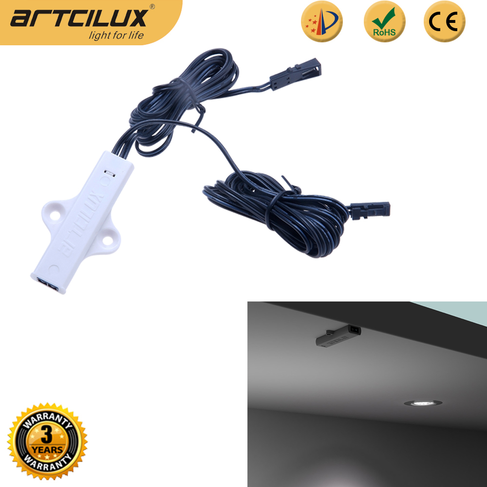 12v door or window magnetic contact switch normally open for 12v magnetic door switch