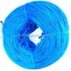 3 strand blue pp rope 12mm with good quality and low price
