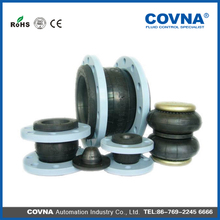 Flexible Rubber Expansion Joints for Water