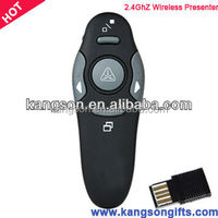 2.4GHz Wireless Presenter Remote control Laser Pointer Presentation For Laptop PC