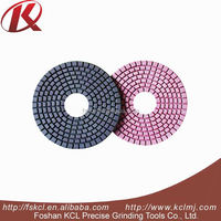 Ultra Resin Bonded Diamond Pad for Wet/Dry used