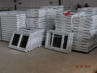 small sliding frosted glass bathroom windows from China alibaba