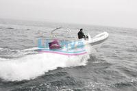 Liya 6.6m rib boat manufacturer Commercial Diving Boats for Sale